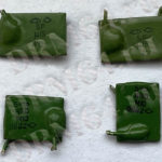 Конденсаторы КМ зеленые 5H90
