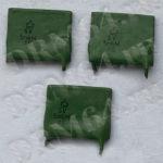Конденсаторы КМ зеленые 5V