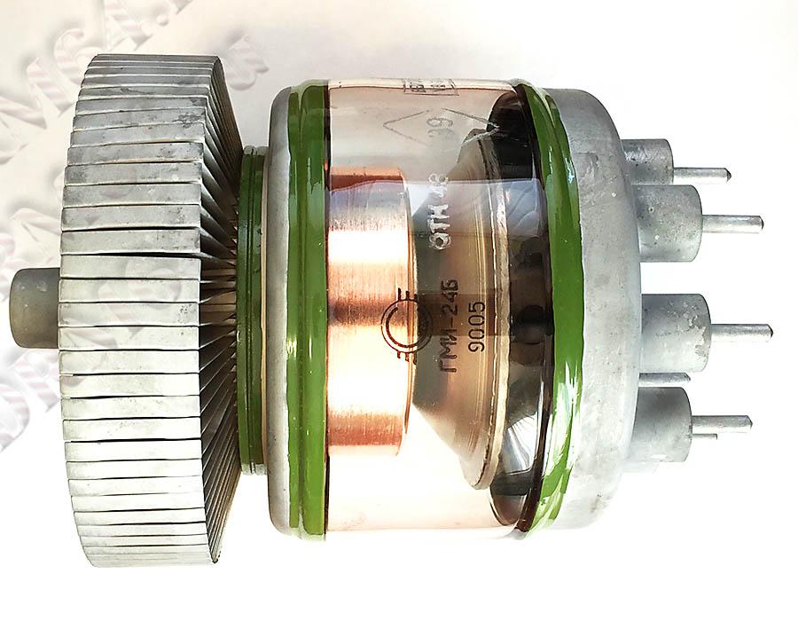 Радиолампы ГМИ-24Б