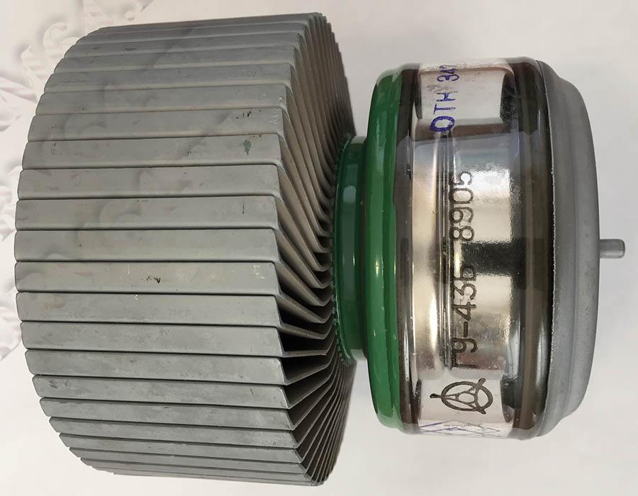 Радиолампы ГУ-43Б