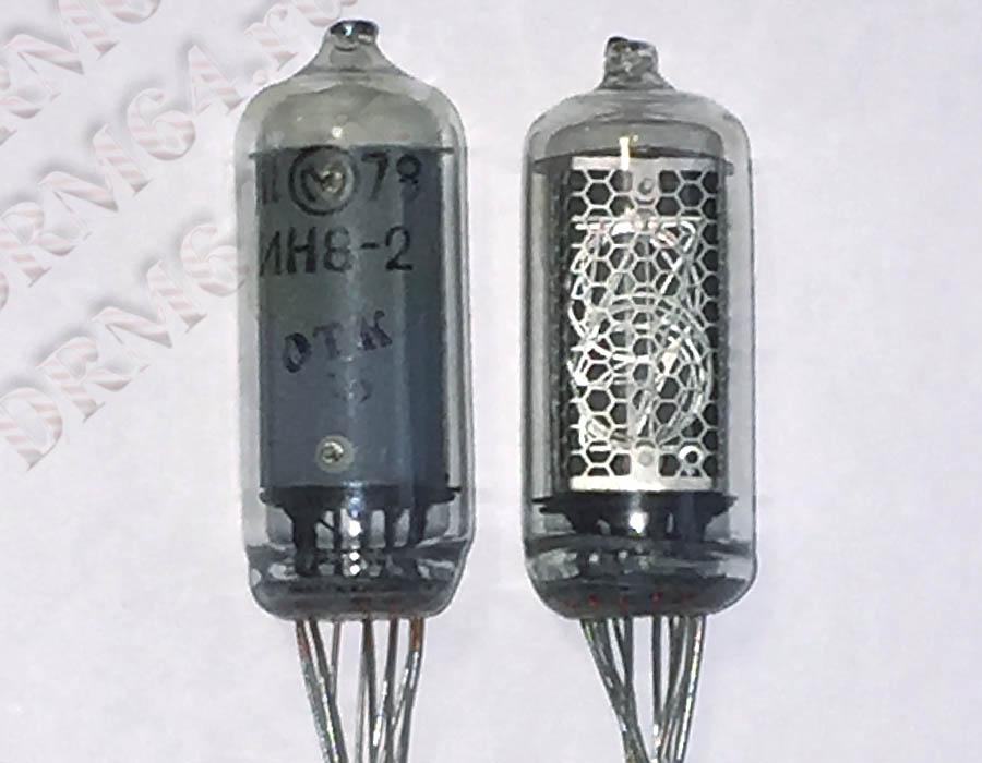 Радиолампы ИН-8-2