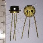 транзисторы ГТ 311, 316 желтые