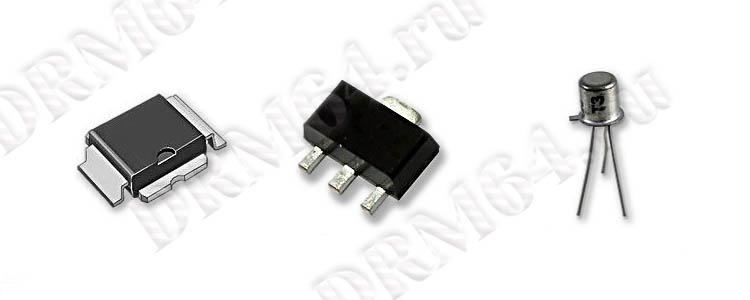 транзисторы КТ315