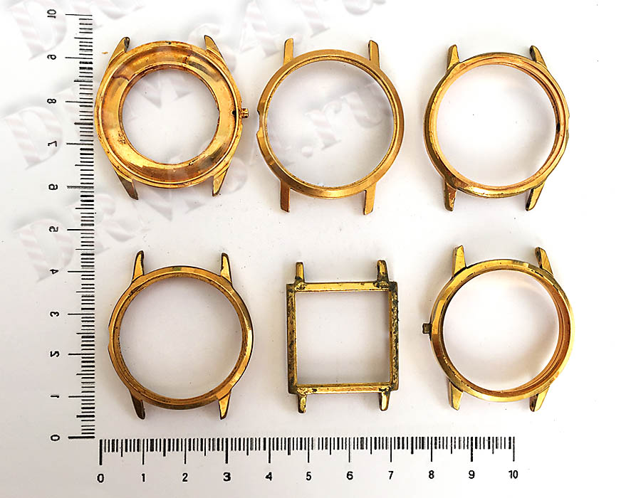 Золото Часы мужские Аu10,Аu12,5 Au20
